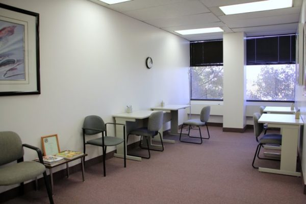 J & J Staffing Resources Inc Langhorne PA training testing assessment room