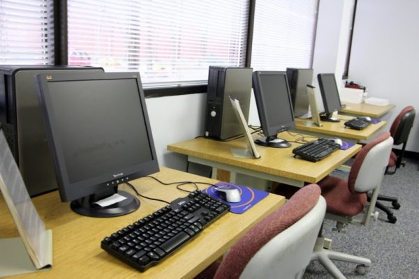 J & J Staffing Resources Princeton NJ computer lab