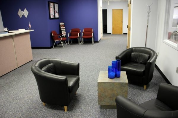 J & J Staffing Resources Princeton NJ waiting room