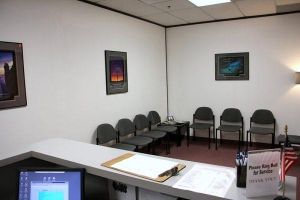 J & J Staffing Resources Trenton Ewing NJ waiting room