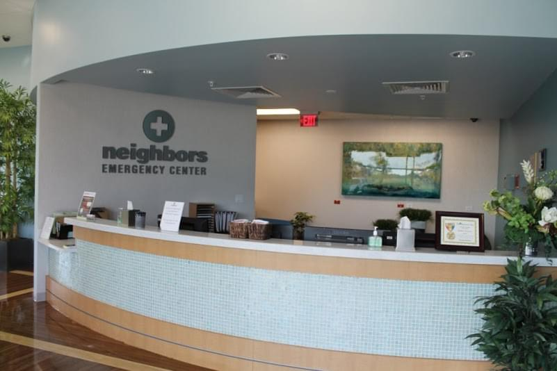Neighbors Emergency Center - See-Inside Urgent Care Center ...