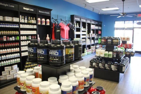 Nutrishop Mt Laurel NJ vitamin shop protein shakes