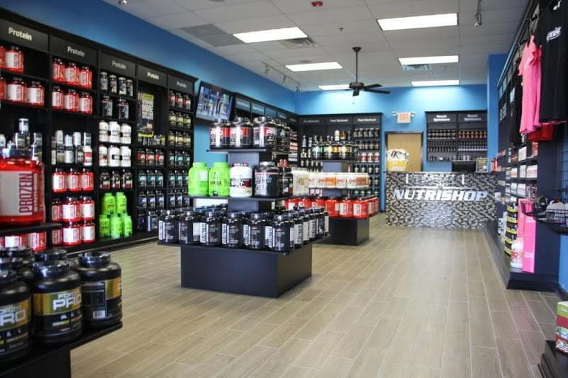Nutrishop see inside retail store mt laurel nj for 360 salon dearborn