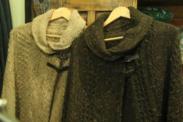 O'Ireland Irish & Celtic Red Bank NJ gift shop sweater cloak