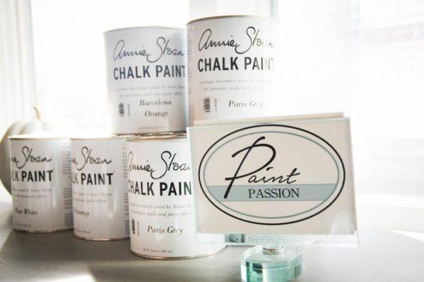 Paint Passion Red Bank NJ chalk paint cans
