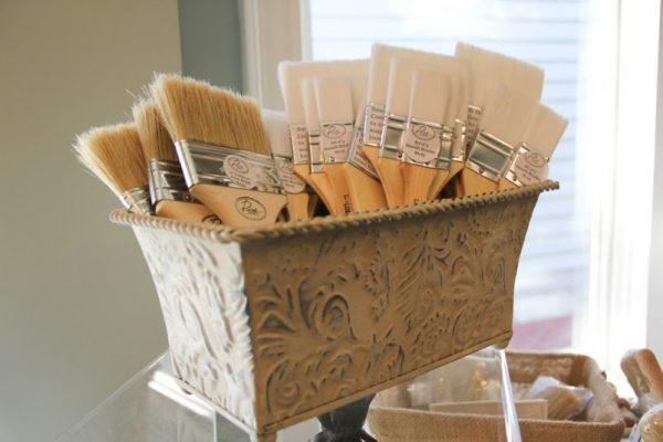 Paint Passion Red Bank NJ paint brushes