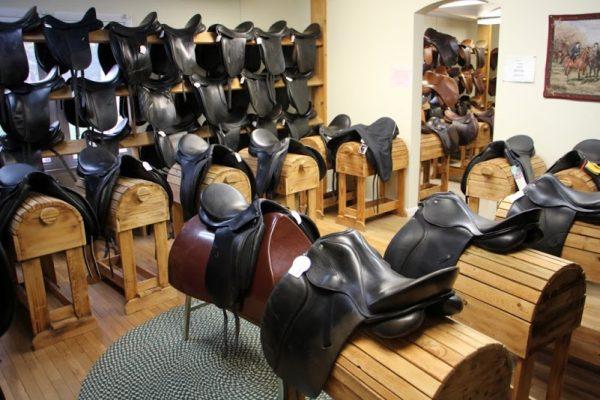 Rick's Heritage Saddlery West Chester PA horse saddles