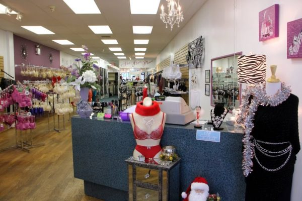 Rita's Bra Boutique Cherry Hill NJ brassiere lingerie interior