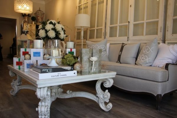 Rittenhouse Home Newtown PA sofa couch coffee table display