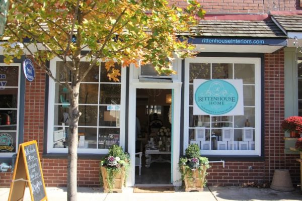 Rittenhouse Home Newtown PA store front entrance