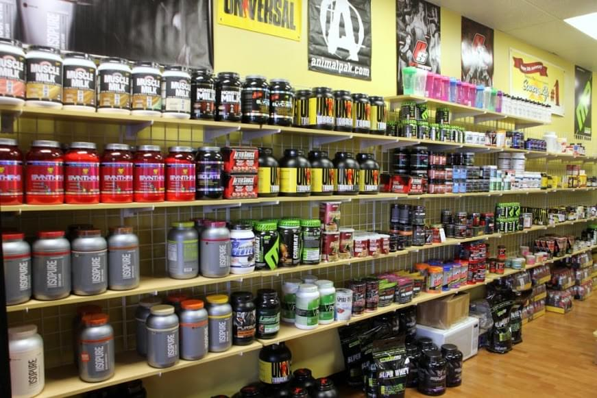 Rock Bottom Nutrition See Inside Fitness Center Retail