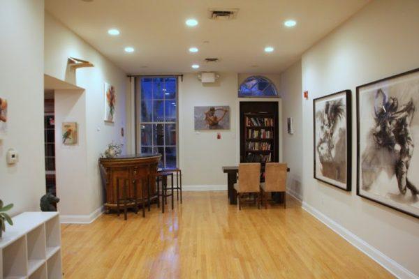 Society Hill Dance Academy Philadelphia PA dance floor interior 2