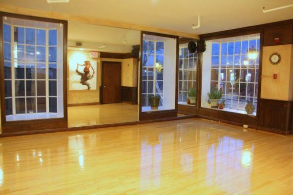 Society Hill Dance Academy Philadelphia PA dance floor interior 5