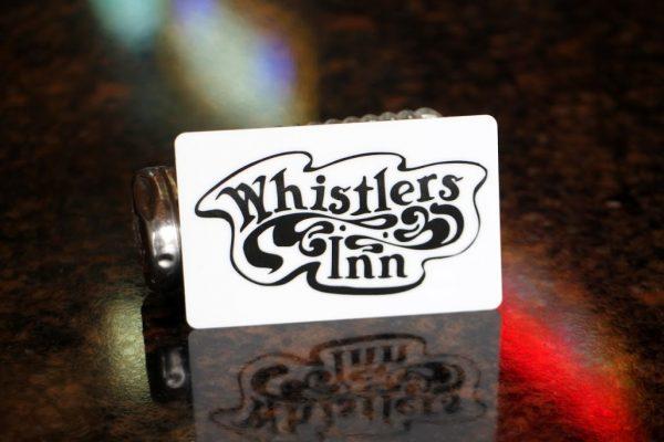 Whistler's Inn Cinnaminson NJ gift card logo