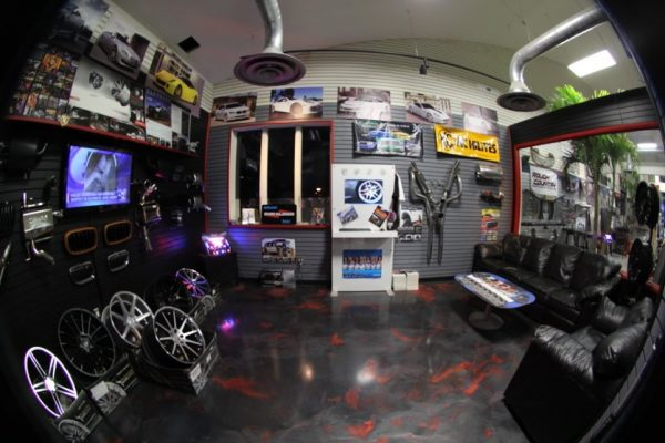 Wil Johns Tire Empire Staten Island NY tire dealer and auto repair shop custom parts exhaust