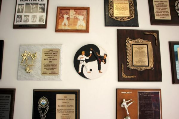 Yis Karate Institute Inc Atco NJ Martial Arts studio awards