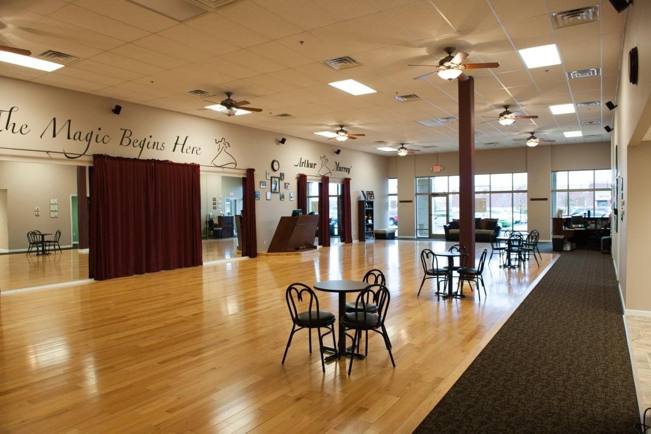 Arthur Murray Dance Studio – See-Inside Dance Studio, Zionsville, IN