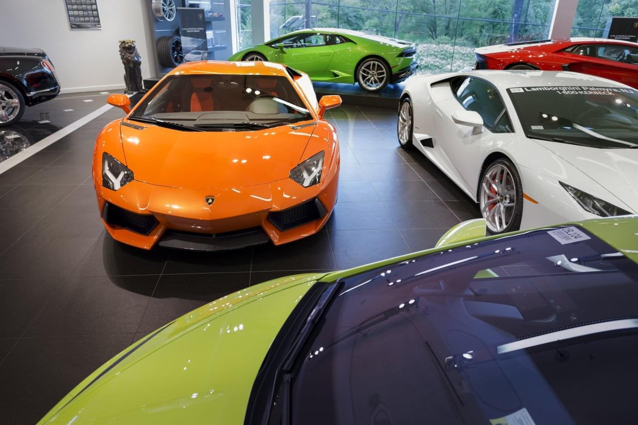 Lamborghini Palmyra See Inside Exotic Car Dealershippalmyra Nj