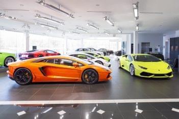 Lamborghini Palmyra