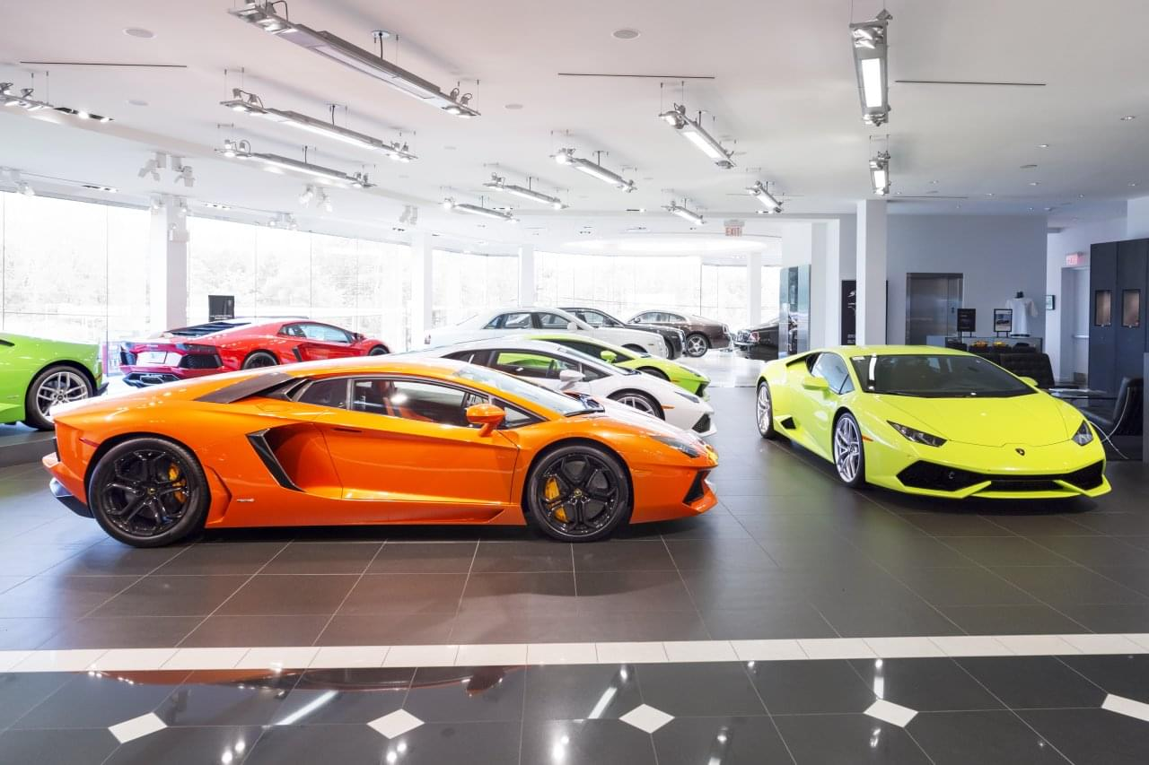 Lamborghini Palmyra SeeInside Exotic Car DealershipPalmyra - Lamborghini car dealership