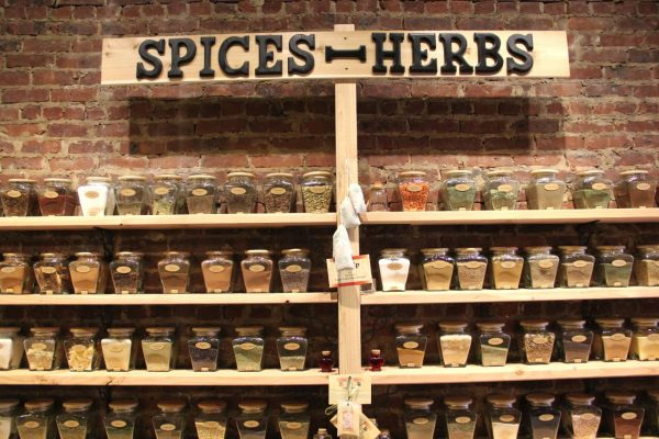 Spice and Tea Exchange