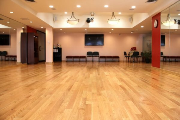 Arthur Murray Dance Studio Bayside NY wooden dance floor