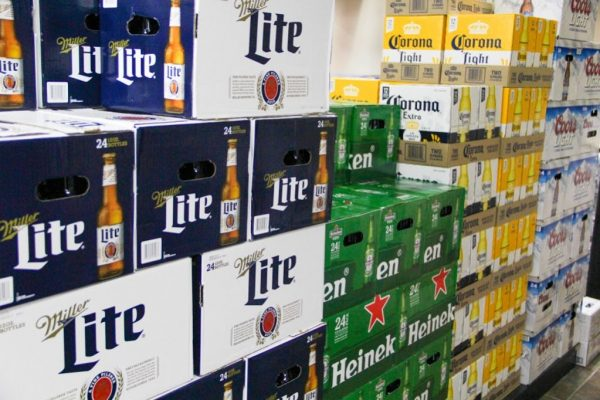 Buy Rite Liquor of Keyport South Keyport NJ 12pack 24pack beers miller lite heineken corona coors light boxes