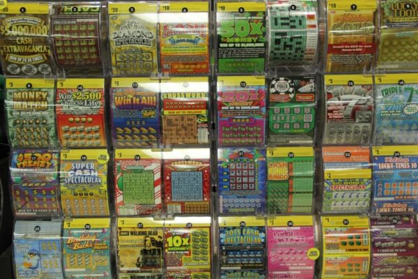 Buy Rite Liquor of Keyport South Keyport NJ lottery ticket scratchoff games