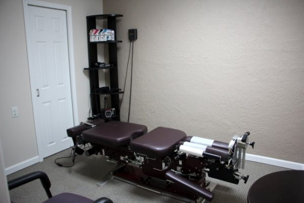 Genesis Chiropractic Clinic Horsham PA back adjustment Zenith adjusting table