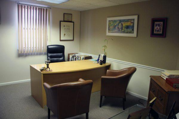 Gigliotti & Lehrfeld LLC Cherry Hill NJ hundred dollar bill benjamin print law office desk