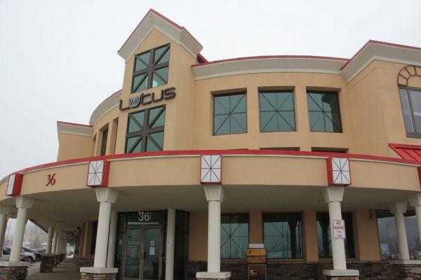 Lotus Salon Marlton NJ store front