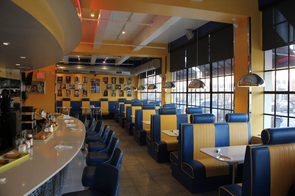 Mugshot Diner – See-Inside Restaurant, Philadelphia, PA