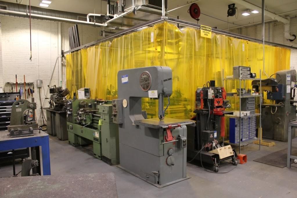 NextFab – See-Inside Prototyping Workshop, Philadelphia, PA