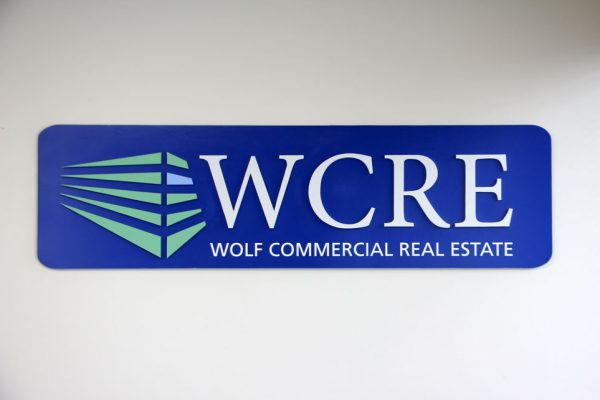 Wolf Commercial Real Estate Marlton NJ WCRE logo
