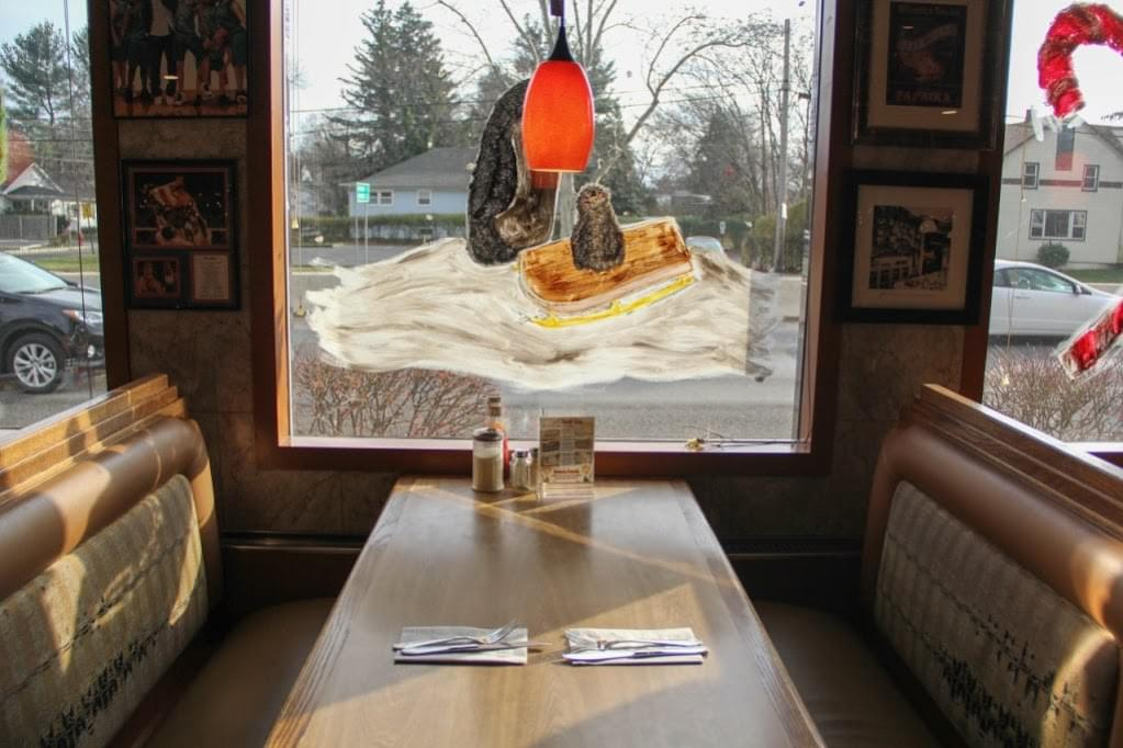 Yellow Rose Diner – See-Inside Restaurant, Keyport, NJ