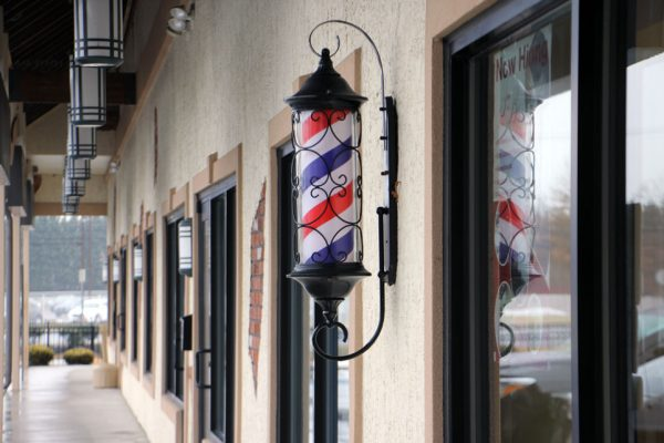 Simply The Best  Turnersville NJ hair salon barber shop striped pole