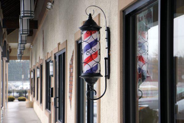 Simply The Best  Turnersville NJ hair salon barber shop striped pole