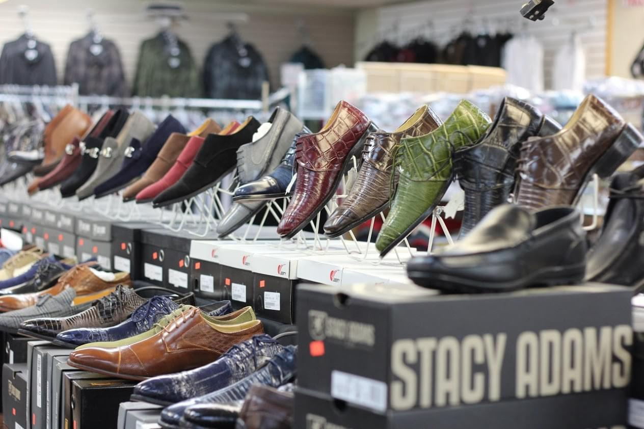 Factory Outlet Men's Clothing