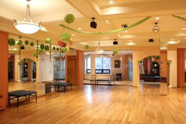 Arthur Murray Dance Studio Broadway NY ballroom dance floor