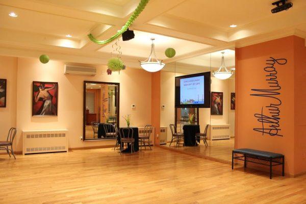 Arthur Murray Dance Studio Broadway NY dance floor