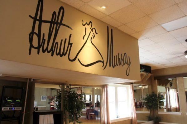 Arthur Murray Dance Studio Lenexa KS logo sign