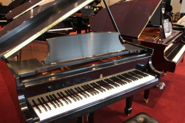 Jacobs Music Cherry Hill NJ Steinway & Sons grand piano display