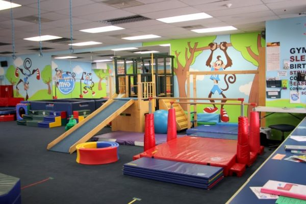 My Gym Cherry Hill Kids Gymnastics and Birthday Party Place Barclay Farms Shopping Center Cherry Hill NJ