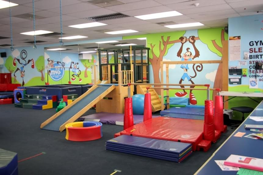 My Gym See Inside Kids Gymnastics And Birthday Party
