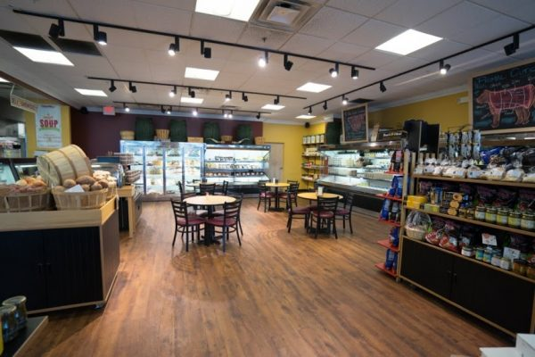 PRIMAL Your Local Butcher Clifton Park, NY seating