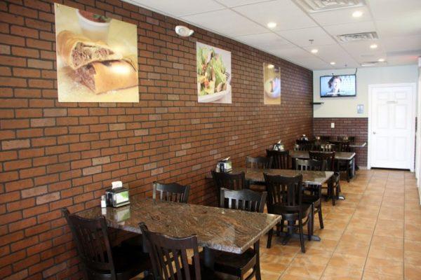 Stella Pizzeria & Panino Rustico Cherry Hill NJ interior seating