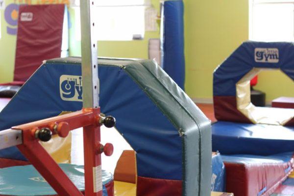 The Little Gym Marlton NJ cushion obstacles