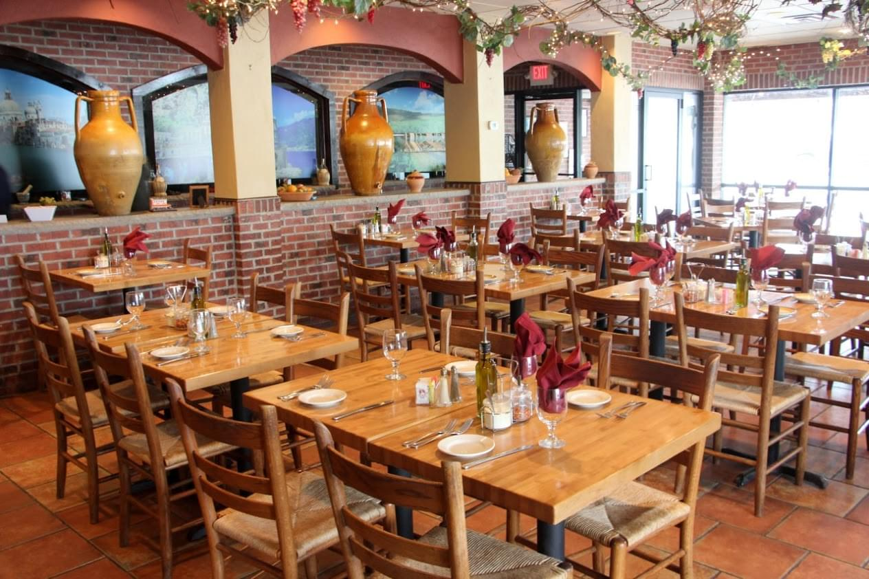 La Terrazza - See-Inside Italian Restaurant, Cherry Hill, NJ ...