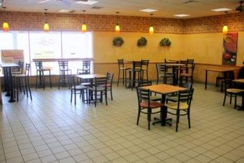 Subway Restaurant Cinnaminson