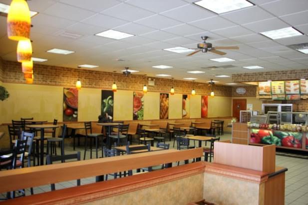 Subway Restaurant Cinnaminson